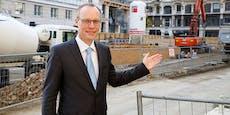 Standortanwalt Biach für rot-türkise Koalition in Wien