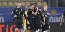 1:0! Schöpf schießt Österreich in Rumänien zum Sieg