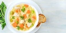 Diese 10 Gerichte helfen gegen Erkältungen und Grippe