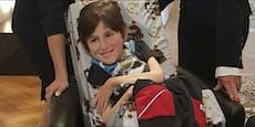 77.000 Euro-Spritze: Mahnwache für kranken Georg (15)