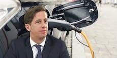 """FPÖ zu Förderung von E-Autos: """"Sozialhilfe für Reiche"""""""