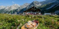 Alpenverein meldet 0 Infektionen auf Berghütten