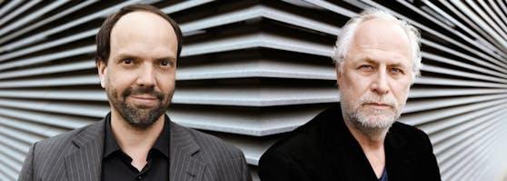 maschek: Robert Stachel (l.) und Peter Hörmanseder