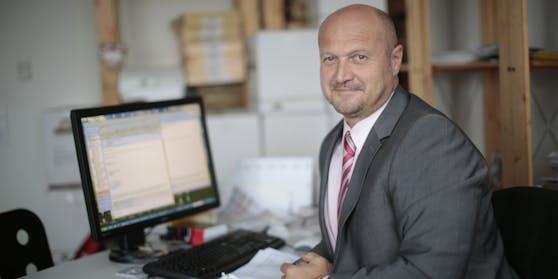"""""""Heute""""-Sales-Geschäftsführer Gernot Fischer"""