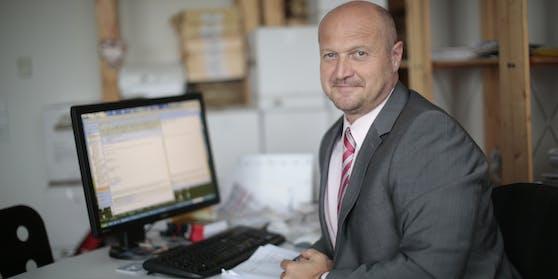 Geschäftsführer Sales Gernot Fischer