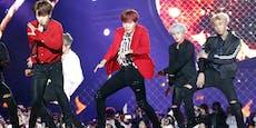Boyband BTS holt sich 6,5 Milliarden an der Börse