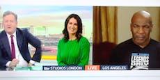 Sorge um Mike Tyson nach skurrilem TV-Interview