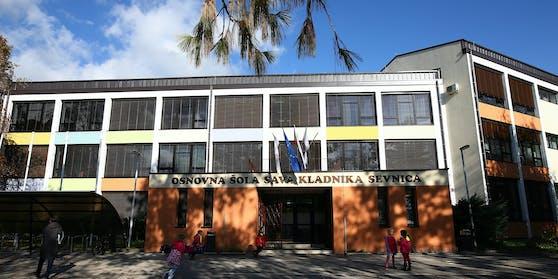 Schule in Slowenien.