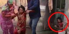 In Toilette eingesperrt – Frau nach 1,5 Jahren gerettet