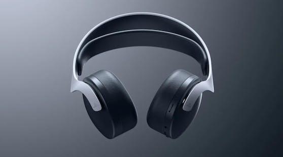 Das PULSE 3D-Wireless-Headset für PS5.
