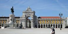 Portugal hebt Reiseverbot über Weihnachten auf