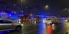 Feuerwehr rückte zu Auto-Brand in Wiener Tiefgarage aus