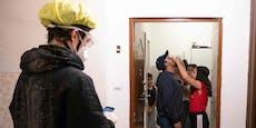 Wien meldet massiven Rückgang bei den Neuinfektionen