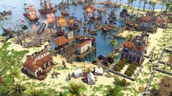 """""""Age of Empires 3: Definitive Edition"""" ist jetzt erhältlich."""