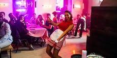 So heftig tanzt Anna Chiara in sexy Pizza-Video ab
