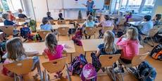 Schulen rüsten sich schon für Sperre nach Herbstferien