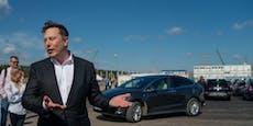 Tesla ignoriert Behörde – Wasser abgedreht