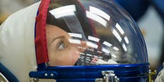ISS-Astronauten spüren Sauerstoffleck mit Teebeutel auf