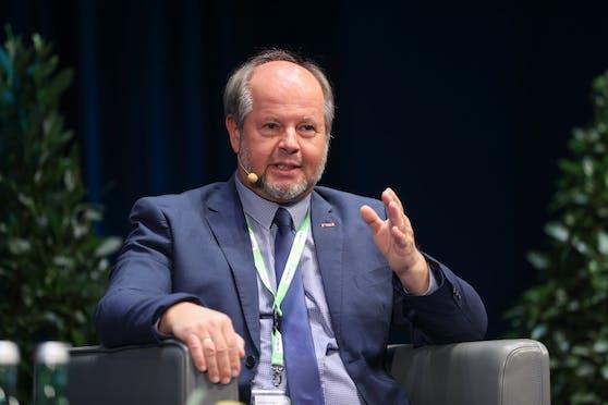 Virologe Norbert Nowotny von der VetMedUni Wien, 29. September 2020