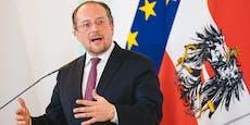 Außenminister Alexander Schallenberg wird neuer Kanzler