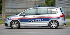 Steirer wählt Notruf, wirft Bierflasche auf Polizeiauto