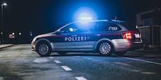 19-Jähriger crasht bei wilder Polizei-Jagd
