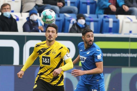 Dortmund gewinnt in Hoffenheim