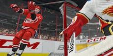 """EA Sports NHL 21"" im Test: Top trotz wenig Neuem"