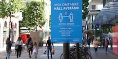 Schweden setzt bald auf lokale Lockdowns