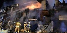 2 Personen bei Explosion an Dornbirner Schule verletzt