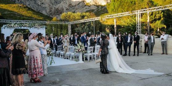 Mancherorts sind Hochzeiten bereits möglich