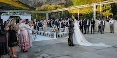 Hochzeiten bald wieder möglich – mit eigener Teststraße