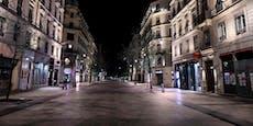 So leer ist Paris jetzt nach 21 Uhr