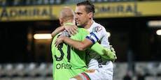 Elfer-Krimi! WAC löst Achtelfinal-Ticket im ÖFB-Cup