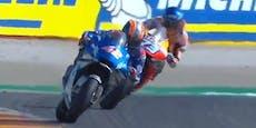 """""""Kleiner Marquez"""" nur von Suzuki-Ass geschlagen"""