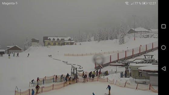 Skitag am Hochkar