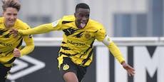 """Rassismus-Opfer wehrt sich: """"Sind keine Fußballfans"""""""