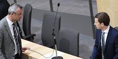 So will die FPÖ jetzt wieder in die Bundesregierung