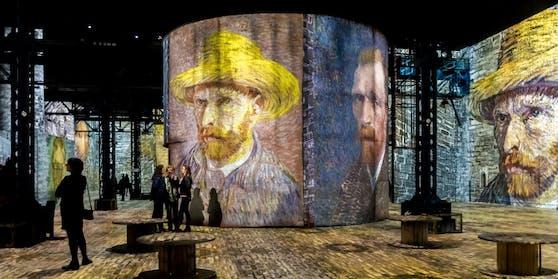 """""""Van Gogh – The Immersive Experience"""" ist derzeit auf Netflix und ab 12. November in Linz zu bewundern."""