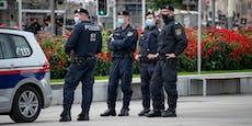 """Frau bespuckt Polizisten: """"HabHIV und Hepatitis C"""""""