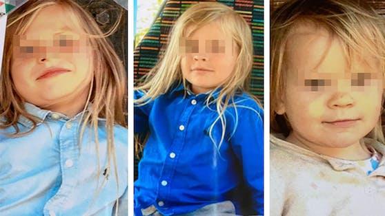 Von Annika Martin und den drei Kindern Arven, Jordin und Lentis fehlt jede Spur.