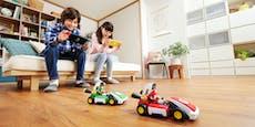 """""""Mario Kart"""" startet in deinem Wohnzimmer durch"""