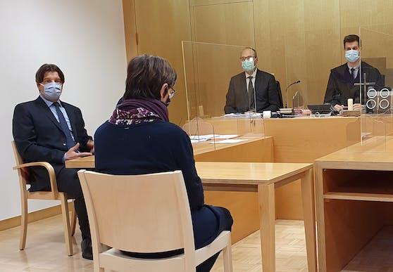 Die 59-Jährige wurde am Montag vom Bezirksgericht in Spittal an der Drau verurteilt.