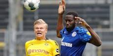 Nur 300 Fans dürfen Dortmund gegen Schalke sehen
