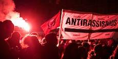 Demos von Antifa und Identitären am Samstag Tür an Tür