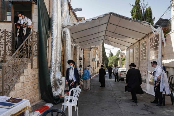 Der Lockdown in Israel wird verlängert.