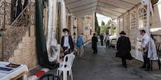 Über 9.000 Neuinfektionen in Israel
