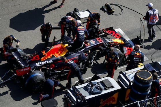 Max Verstappen wird ab 2022 keine Honda-Motoren mehr fahren.