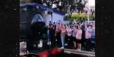"""So ruinierte eine S-Bahn """"Harry Potter""""-Fans den Tag"""