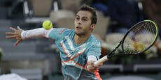 Wawrinka raus! Thiem trifft in Paris auf Shootingstar